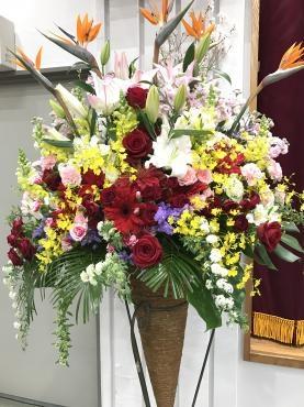 式典用のお花