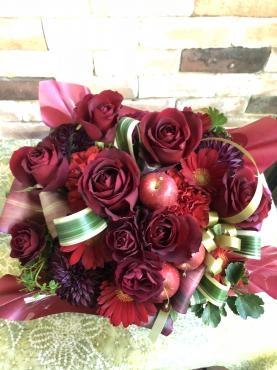 11月22日のお花…
